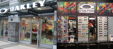 oakley glasses store