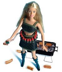 Suicide Bomber Barbie