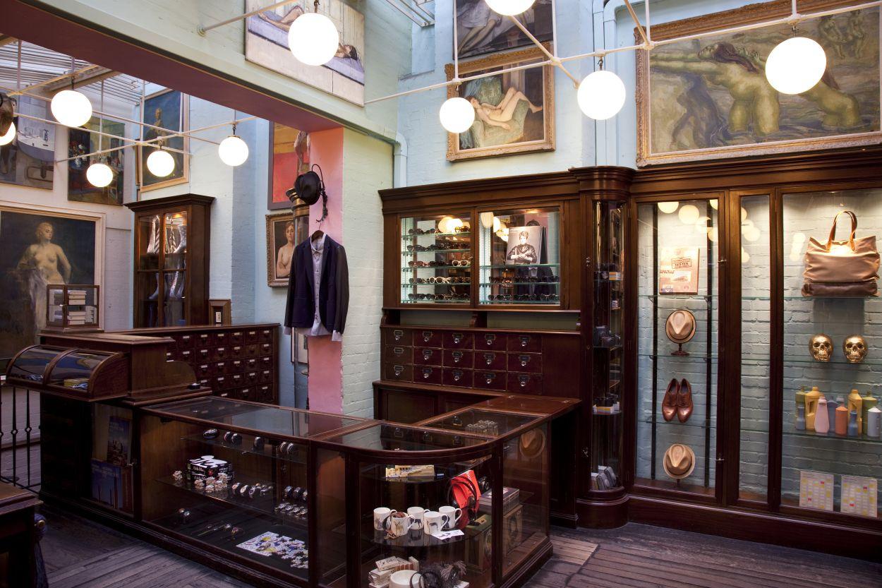 Populaire Paul Smith Floral Street ~ Shop Top 10 ~ UJ London Top 10 Guide BP37