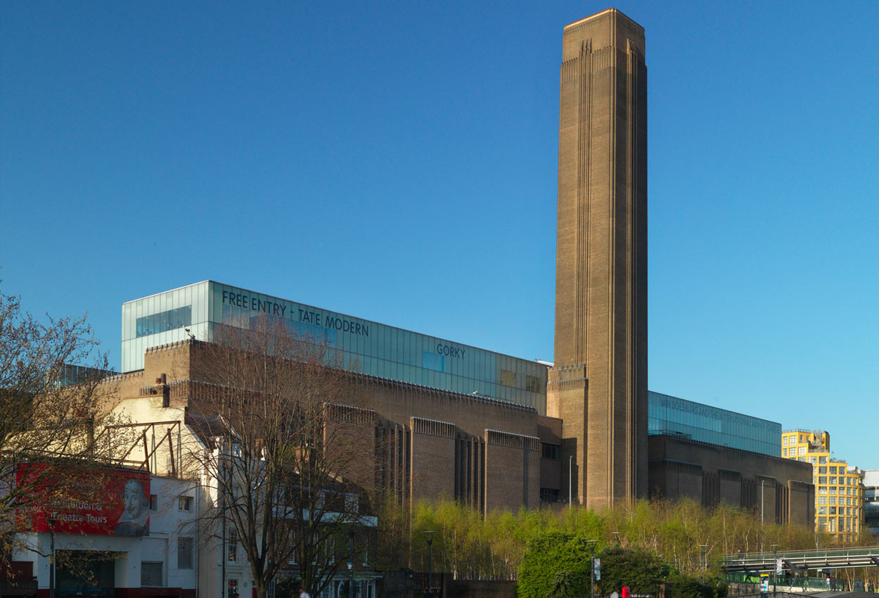 Tate Modern ~ Culture Top 10 ~ UJ London Top 10 Guide