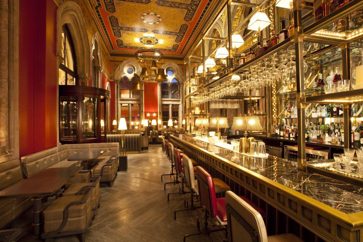 The Gilbert Scott Nightlife Top 10 UJ London Guide