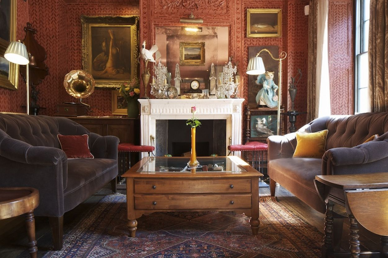 Zetter townhouse nightlife top 10 uj london top 10 guide for Dining room zetter townhouse