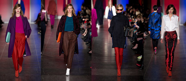 PAUL SMITH AW13 LET'S DANCE!