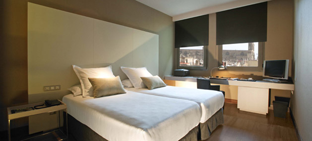 Grand Hotel Central Barcelona