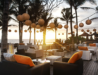 W Retreat and Spa, Seminyak Bali