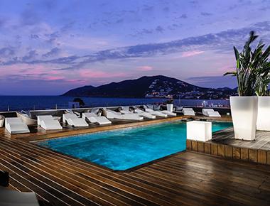 38°North, Aguas de Ibiza