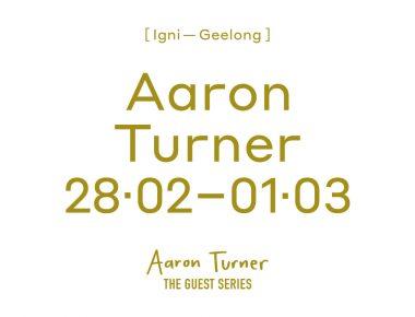 Lyle's Guest Series: Aaron Turner