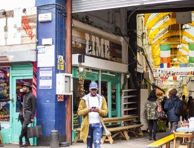 Brixton Village & Market Row