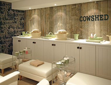 Cowshed Spas