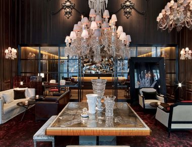 Baccarat Hotel & Residences, New York