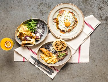 Top 5: Brunches with a Difference