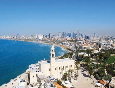 Josh Katz: Tel Aviv