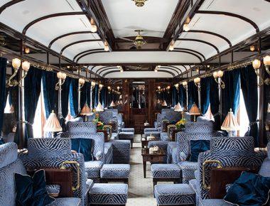 Top 5: Railway Getaways