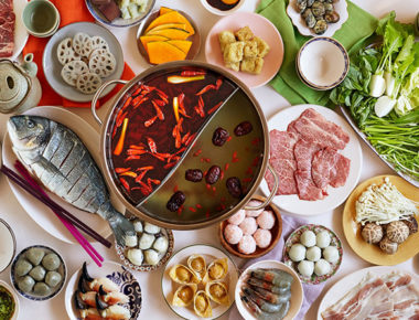 Top 5: For Hot Pot