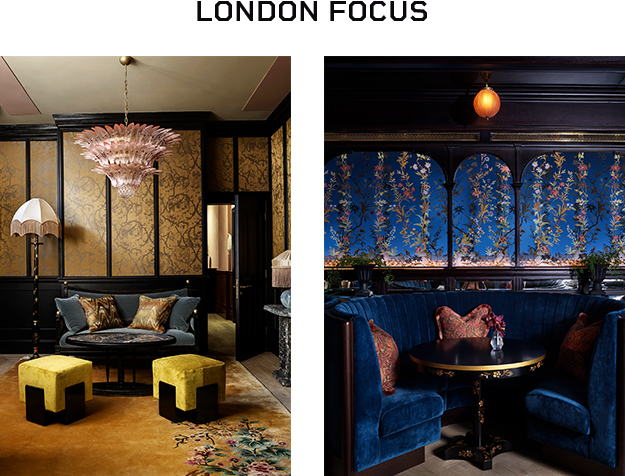 LONDON FOCUS