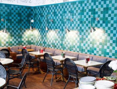 Top 5: Healthy Eating Spots