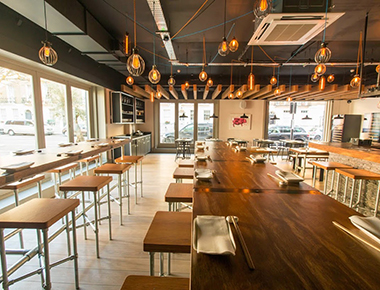 New wave of Japanese restaurants