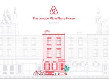 The London #LiveThere House, by Airbnb
