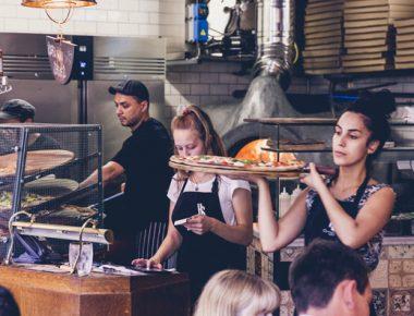 National Pizza Day | Untitled Bar | La Dame de Pic | Bocca di Lupo | Zaha Hadid