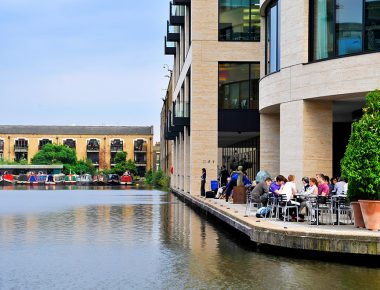 Top 5: Al Fresco Drinking Spots