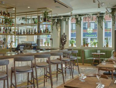 Top 5 Veggie Restaurants | Backyard Cinema | Skye Gyngell's TABLE | Tratra