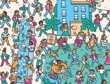 Neighbourhood Watch: Carnaby's Street Eat Party