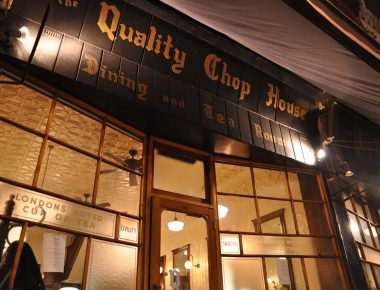 Quality Chop House Wine Bar