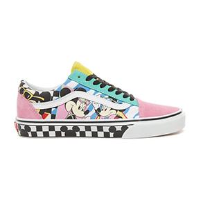 disney x vans old skool shoes – Urban