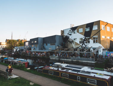 Queens Yard Summer Party