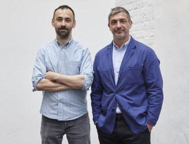 David Waddington and Pablo Flack