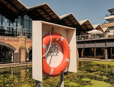 Flora @ JOY at Portobello Dock