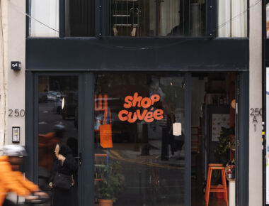 Shop and Cave Cuvée, Bethnal Green